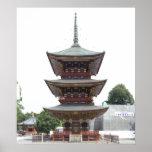 Pagoda de Narita Impresiones