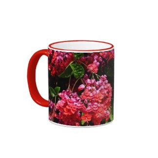 Pagoda Flowers Mug