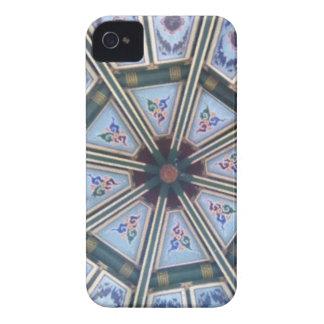 Pagoda Pattern 4G Case-Mate iPhone 4 Case