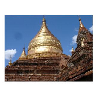 Pagoda Postcard