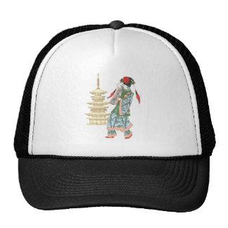 Pagoda Princess Trucker Hat