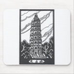 Pagoda Tapetes De Ratones