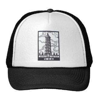 Pagoda Trucker Hat