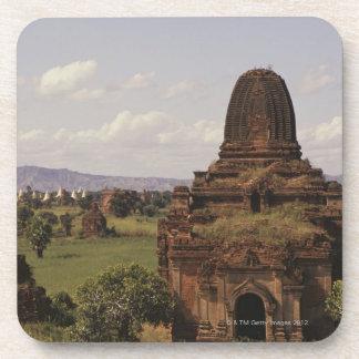 Pagon Temple in Burma Drink Coasters