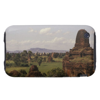 Pagon Temple in Burma iPhone 3 Tough Cover