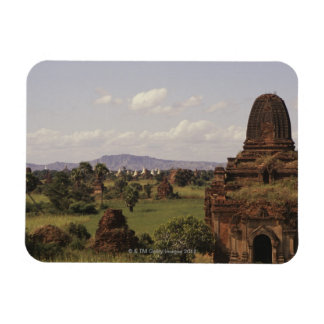 Pagon Temple in Burma Magnet