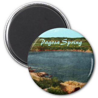 Pagosa Spring Magnet