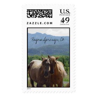 Pagosa Springs, CO Postage