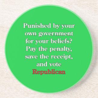 Pague la pena republicano del voto