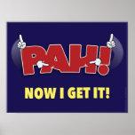 "PAH! an ASL Classroom poster. Poster<br><div class=""desc"">Celebrate the &quot;aha&quot; moments.</div>"