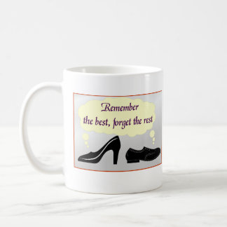 Pah! What do you know about heartache and grief? Coffee Mug