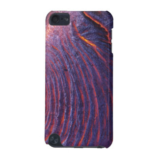 Pahoehoe lava flow from Kilauea Volcano iPod Touch 5G Covers