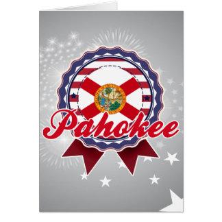 Pahokee, FL Greeting Card