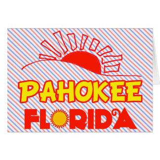 Pahokee, Florida Greeting Card