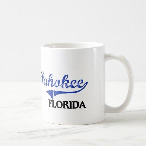 Pahokee Florida City Classic Mug