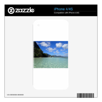 Pahonu Pond Decals For iPhone 4
