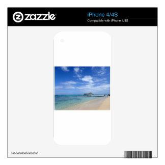 Pahonu Pond iPhone 4S Decals