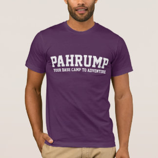 Pahrump Nevada Playera