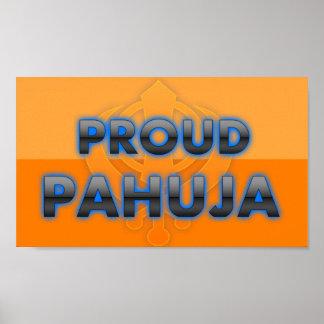 Pahuja orgulloso orgullo de Pahuja Impresiones