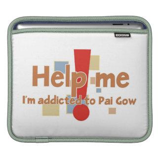 Pai Gow Addict's iPad sleeves