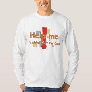 Pai Gow Addict's long sleeve t-shirt