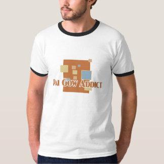 Pai Gow Addict's ringer-t T-Shirt