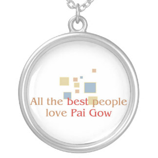 Pai Gow Lover's Necklace