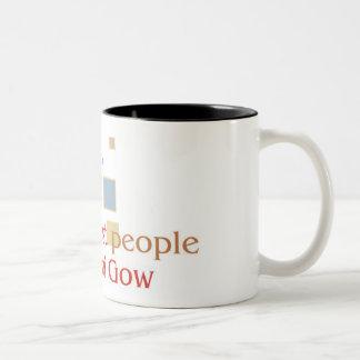 Pai Gow Lover's two tone mug