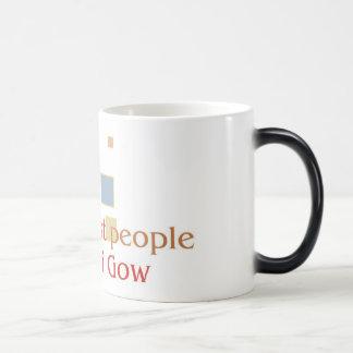 Pai Gow morphing mug