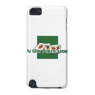 Pai Gow Poker Addict's iPod touch cases