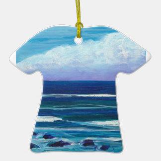 Paia Bay Aloha shirt ornament