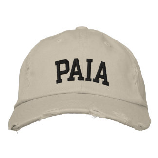 Paia Embroidered Hat