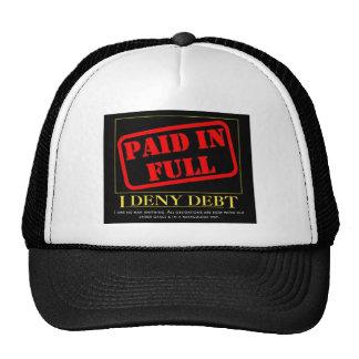 Paid in Full Trucker Hat