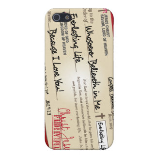 Paid in Full Saved by Jesus Check iPhone SE/5/5s Cover