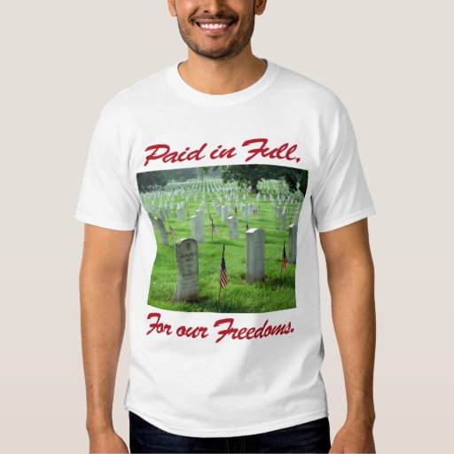 Paid in Full T Shirts