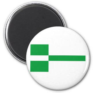Paide lipp, Estonia 2 Inch Round Magnet