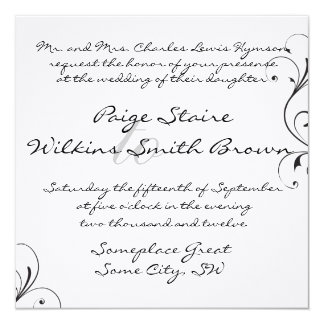 Paige and Wilkins Card