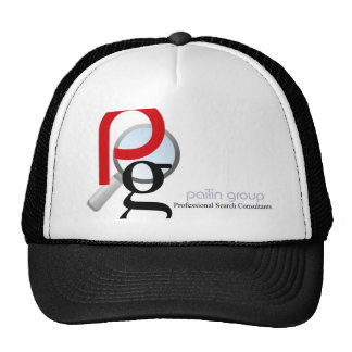 Pailin Group Logo Picture Trucker Hat