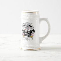 Paim Family Crest Mug