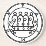 Paimon Offering Disc Drink Coaster