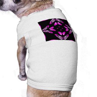 Pain Frustration Abstract Art Dog T Shirt