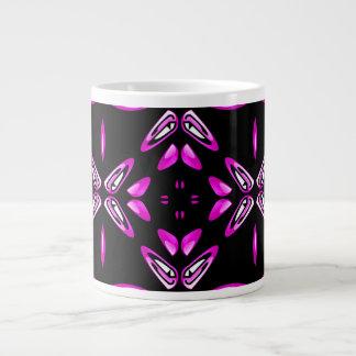 Pain Frustration Abstract Art Giant Coffee Mug