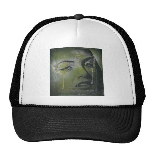 Pain Grafitti Art Cap *as seen in Juxtapoz* Trucker Hat