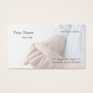 pain in finger joints business card