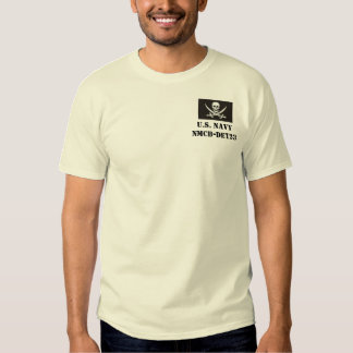 PAIN IS WEAKNESS LEAVING THE BODYU.S. NAVY SEAB... T-Shirt