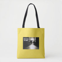 Pain Pain Go Away Tote Bag