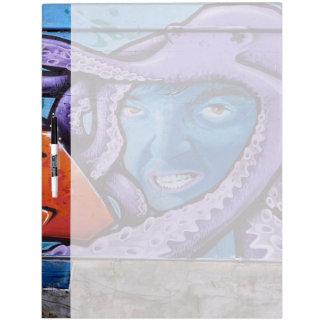 Pain Tentacles Graffiti