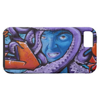 Pain Tentacles Grafitti iPhone SE/5/5s Case