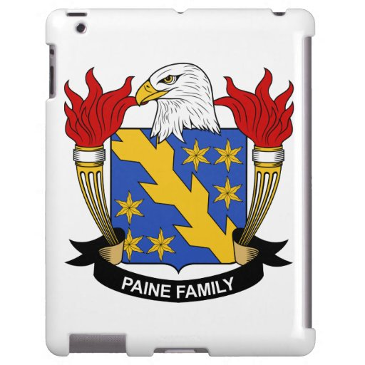 Paine Family Crest