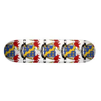 Paine Family Crest Skateboard Deck